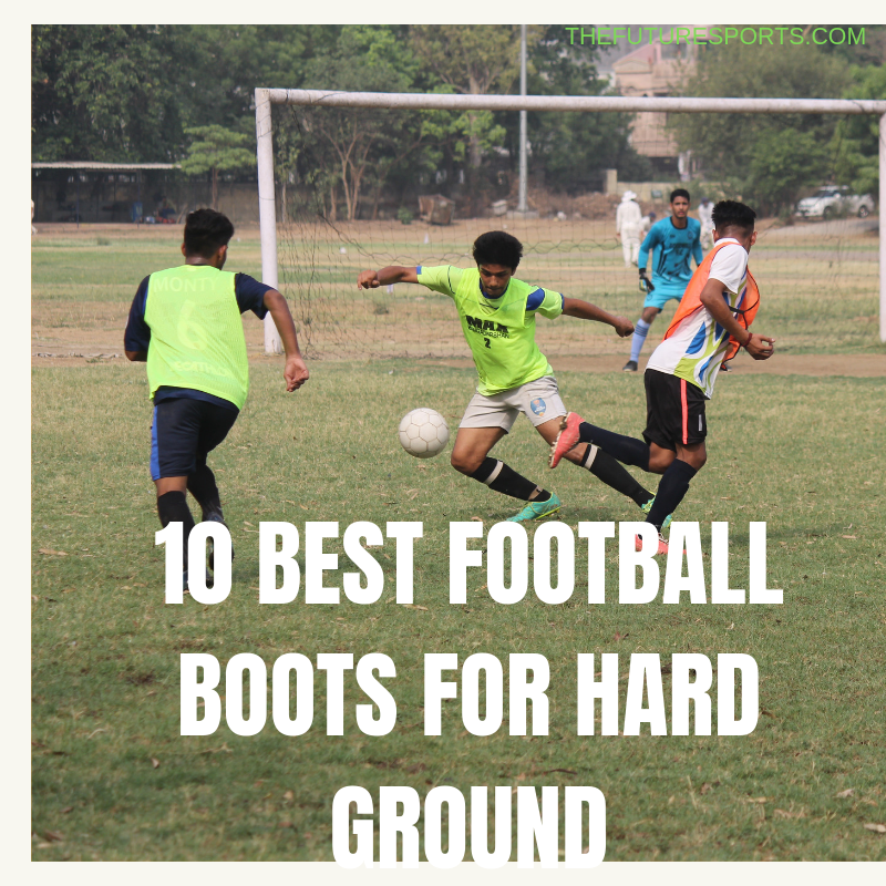 Best football boots for hard ground