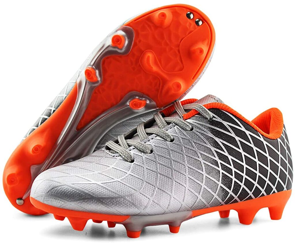 Jbasic kids  football boot for firm ground