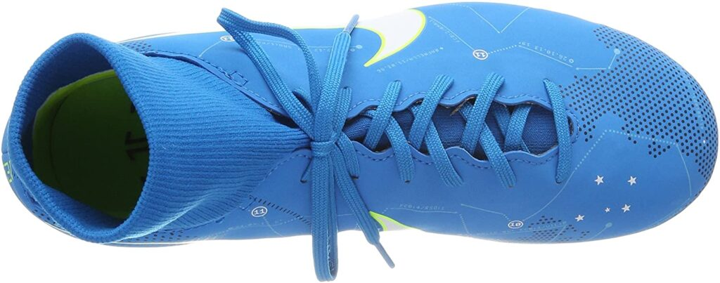 Nike mercurial victory football boot for hard ground