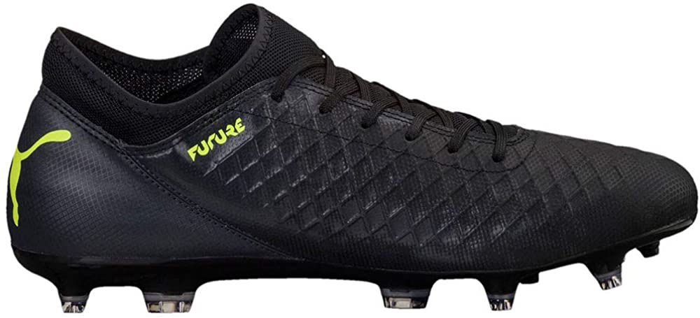 Puma future 18.4 football boot for shooting and passing