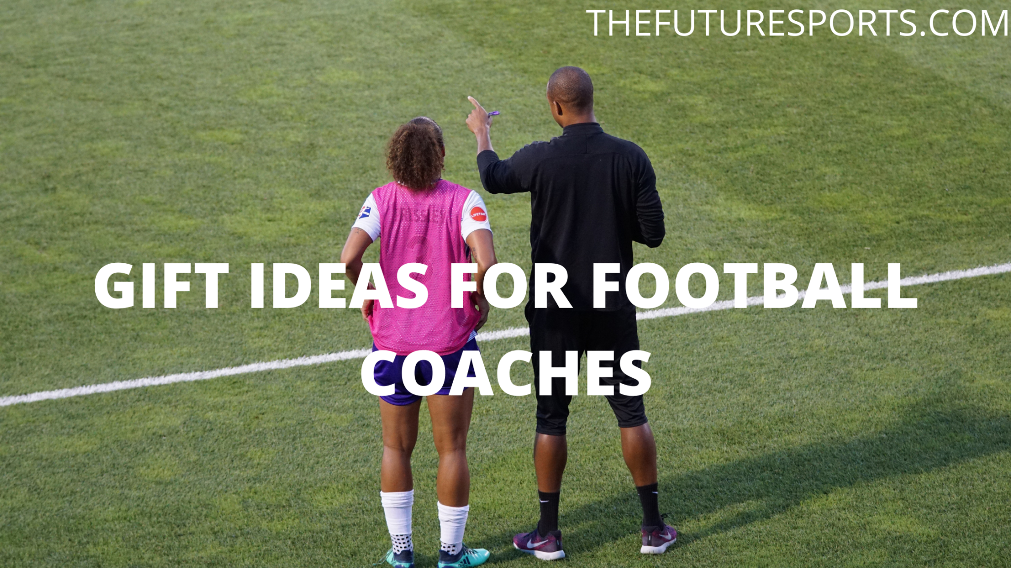 Cool gift ideas for football coaches