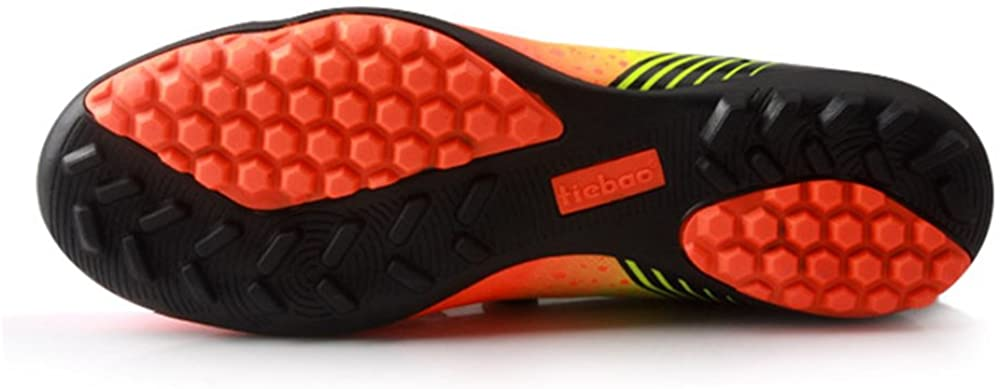 Tiebao Professional football cleat with socks built in