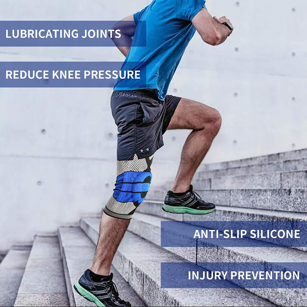 Pexmmy best knee brace for working out
