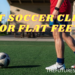 BEST SOCCER CLEATS FOR FLAT FEET 2019